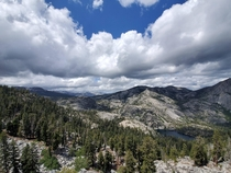 Into the wild at desolation wilderness OC