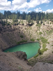 Inyo Craters Mammoth LakesCA