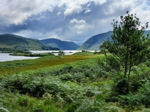 Ireland is incredible Glenveagh NP