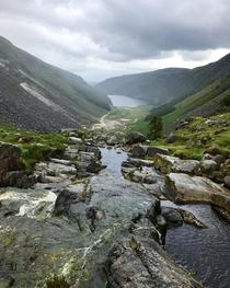 Ireland is just absolutely incredible - Glendolough