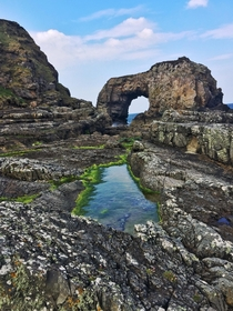 Irelands hidden gem the Great Pollet Sea Arch County Donegal