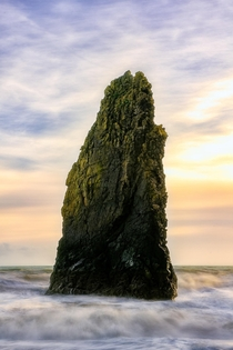 Irish Sea Stack Waterford Ireland  x