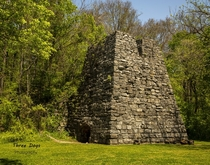 Iron Furnace in Southern Illinois Its in the Shawnee National Forest Tourism is encouraged Its the last remaining iron furnace in the state x
