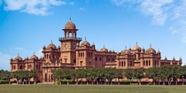 Islamia College Peshawar Khyber Pakhtunkhwa Pakistan The th-century Indo-Saracenic campus was part of the founder of Pakistan Muhammad Ali Jinnahs will