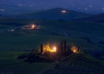 Islands of Light Tuscany Italy  photo by Daniel Korzhonov