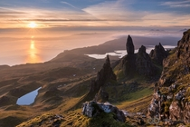 Isle of Skye Scotland - By Adam Burton