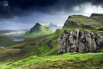 Isle of Skye Scotland  by K R Whitley