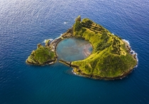 Islet of Vila Franca do Campo Azores Instagram wildplanetblog