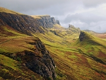 Isly of Skye Scotland  by Kenny Barker