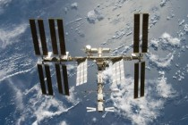 ISS after STS-