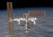 ISS in its awkward teenage years