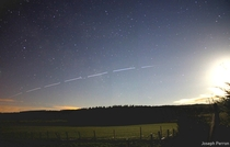 ISS over Scotland this morning my first attempt at photographing the station