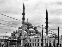 Istanbul not Constantinople - Blue Mosque