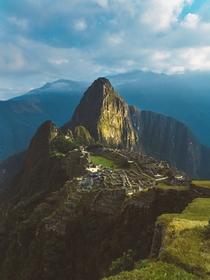 It really is breathtaking Machu Picchu Peru