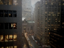 ITAP a picture from my office on a rainy NYC day