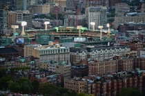 Its April That means baseball season and Bostons Fenway Park
