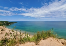 Its hard to beat Michigan summers Grand Marais MI USA OC