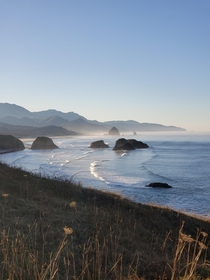 Its illegal not to take a picture of Haystack Rock while at the Oregon Coast