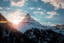 Its no surprise that People often mistake our mountain as the inspiration behind the Paramount logo Switzerland