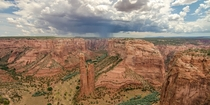 Its one of Arizonas less famous parks but the Canyon de Chelly is no less spectacular