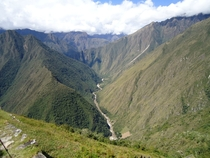 Ive also hiked the Inca Trail to Machu Picchu in Peru - the views are simply breathtaking