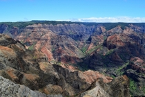 Ive never been to the Grand Canyon but at least Ive seen Waimea Canyon Hawaii