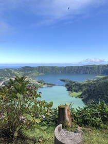 Ive never seen so many shades of blue - Azores Portugal