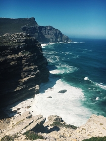 Ive seen a lot of pretty places but none as stunning as Cape Point South Africa