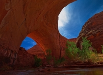 Jacom Hanblins Arch Escalante-Grand Staircase National Monument Utah