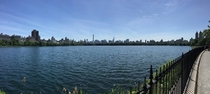 Jacqueline Kennedy Onassis Reservoir - Central Park NYC