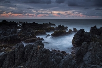 Jagged black lava rocks are great foregrounds in any composition Lava Rocks Keanae Peninsula Maui Hawaii By Xiang amp Jie