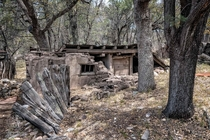 Jail And Root Cellar Camp Rucker Arizona