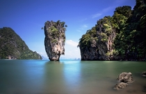James Bond Island Khao Phing Kan Thailand