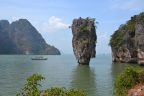 James Bond Island Phan Nga Bay Thailand