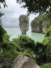 James Bond island x Allegsam