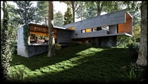 JD House by BAKarquitectos