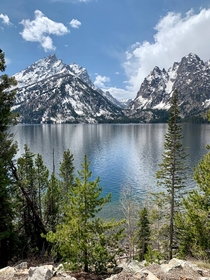 Jenny Lake Wyoming  The most breathtaking view Ive ever seen