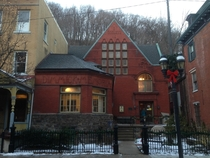 Jim Thorpe PA - town library