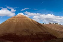 Joda National Monument Painted Hills Unit Oregon