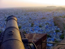 Jodhpur Indias Blue City