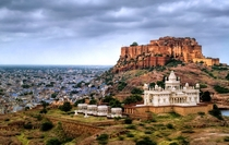 Jodhpur Rajasthan India - Photo by Susan Geringer
