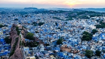 Jodhpur The Blue Cityx
