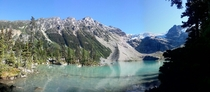 Joffre Lakes Provincial Parks British Columbia Galaxy s