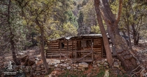 John James Cabin Ramsey Canyon Southeastern Arizona