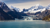 Johns Hopkins Glacier Glacier Bay AK