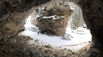 Johnston Canyon Banff AB