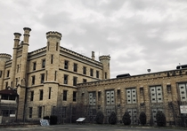 Joliet Prison - technically it is no longer abandoned but at the time of photo it was