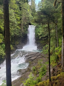 Jones Falls British Columbia