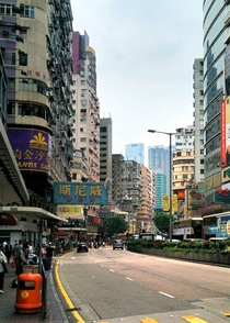 Jordan Road Hong Kong
