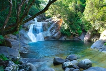 Josephine Falls North Queensland Australia